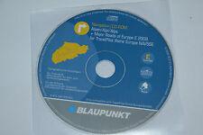 Blaupunkt Navigation CD NAV56E Alpen + Major Roads of Europe 2009