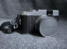 Fujifilm FinePix X X20 12.0MP Series Fotocamera Digitale-Nero e Argento