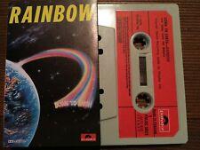 RAINBOW... DOWN TO EARTH - - U.K Cassette (Tape) IRON MAIDEN JUDAS PRIEST Metal