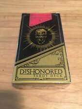 *Brand New Factory Sealed* Dishonored Tarot Card Deck 2012 Bethesda