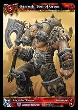 Garrosh Son of Grom Extended Art Epic 131EA World of Warcraft War Ancients WoW