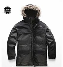 THE NORTH FACE MENS MCMURDO PARKA III BLACK L LARGE  BRAND NEW AUTHENTIC -W/TAGS