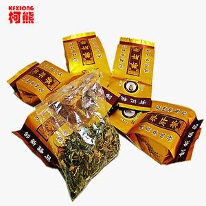 6 Bags Top Grade Liver Tea Flower Herbal Tea for High Blood Pressure Fatty Liver