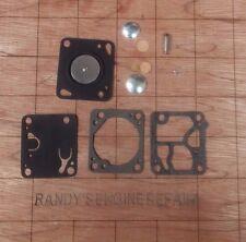 Repair kit WALBRO carburetor McCulloch MINI MAC SERIES Carb Rebuild chainsaw