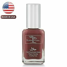 Karma Halal Certified Womens Nail Polish Truly Breathable Cruelty Free and Vegan