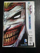 Batman Death of the Family #13 DC New 52 Scott Snyder Greg Capullo