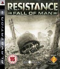 Resistencia: Fall of Man (PS3) Videojuegos
