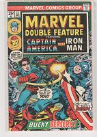 MARVEL Double Feature #13 Captain America Iron Man Avengers 8.0