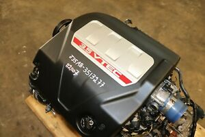 2007 07 08 Acura Tl Type S 3.5L J35A8 Engine Long-Block Only