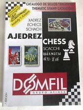 Domfil CHESS Thematic Catalogue, 1st Edition