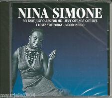Nina Simone. My Baby Just Cares For Me (1997) CD NUOVO Ain't got no / I got life