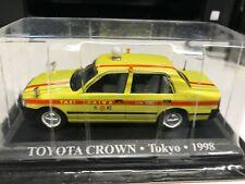 TOYOTA CROWN - TAXI TOKYO 1998 - IXO ALTAYA - ETAT NEUF SOUS BLISTER