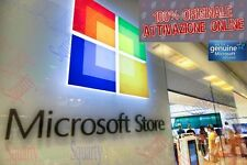 LICENZA/LICENSE Windows 7/8/10 + Office 2016 + Eset Antivirus 10 anni/years
