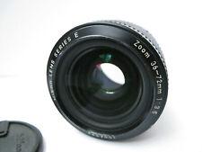 Bel objectif Nikon Série E - 36-72mm f3.5