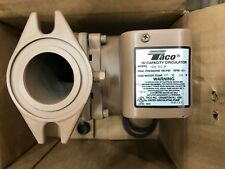 NEW TACO 2400-30S-3P STAINLESS STEEL SERIES CIRCULATOR PUMP - 1/6 HP