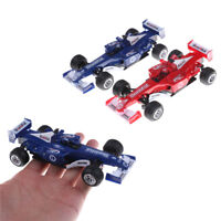 Kid 1:32 F1 formula Racing model toy Baby pull back Diecast toy Gift SP