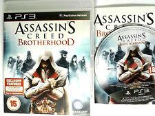 Assassin's Creed Brotherhood PS3 PlayStation 3