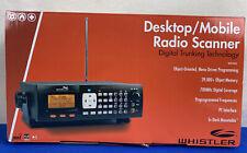 Whistler Desktop/ Mobile Digital Radio Scanner WS1065 NEW