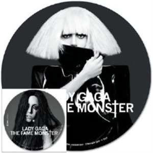 LADY GAGA-FAME MONSTER (PICTURE DISC) (PICT) (US IMPORT) VINYL LP NEW