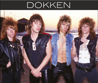 """DOKKEN  albums 33rpm LP records 12"""" HEAVY METAL vinyls $19 each album"""