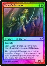 Talara's Battalion FOIL Eventide PLD Green Rare MAGIC GATHERING CARD ABUGames