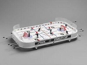 Stiga Tischeishockey Stanley Cup Tablehockey Eishockey Tisch kicker neu