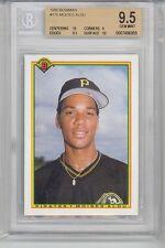 1990 Bowman Moises Alou (Rookie Card) (#178) (Population of 3) BGS9.5 BGS