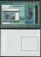 MALAYSIA 2010 Malaysian Currency MS Mint MNH