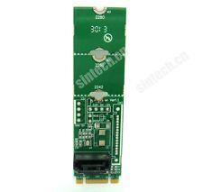 Sintech SATA SSD/HDD to M.2(NGFF) B+M KEY SATA Socket adapter converter card