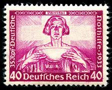 momen: Germany Stamps #B57 Mint OG NH VF