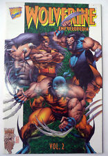 wolverine encyclopedia vol 2 marvel