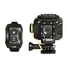 WASPCam 9905 Wi-Fi 1080p HD Action Sports Video Camera DVR 12mp W/ Wrist Remote