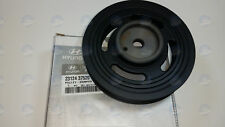 2001-2008 Hyundai Tiburon Engine Crankshaft Pulley Genuine OEM New 23124-37520