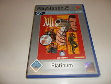 PlayStation 2  PS 2  XIII (Platinum)