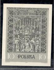 A2200 - POLONIA 1960 - FOGLIETTO N°25 ** N.D. - VEDI FOTO