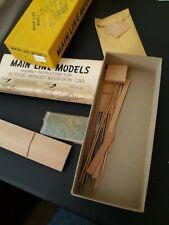 HO box car cratsman kit