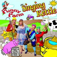 The Singing Kettle - Funny Farm CD