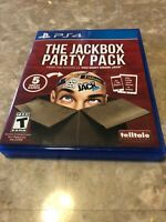 Jackbox Party Pack (Sony PlayStation 4) PS4. Fast Free Shipping.