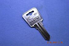 Ilco PZ4 keyblank for various Papaiz locks