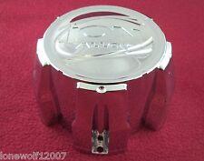 ION Alloy Wheels Chrome Custom Wheel Center Cap # C101713 / 11531580F-4 (1)