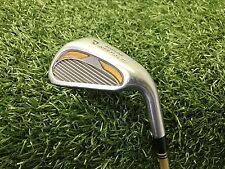 NICE Slotline Golf INERTIAL II PITCHING WEDGE Right RH Graphite STIFF Mens Used