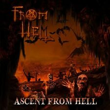 From Hell - Ascent from Hell [New CD]