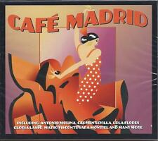 Cafe Madrid - 50 Various Artists 2CD NEW/SEALED
