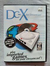 SEGA DREAMCAST - DC-X Import games spielen