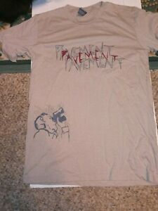 Vintage Pavement T-Shirt, large, great condition (1990s) stephen malkmus