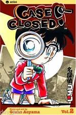 Case Closed manga volume 2 Detective Conan