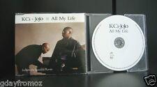 K CI & JoJo - All My Life 4 Track CD Single