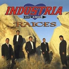 Industria del Amor Raices CD new Nuevo Sealed