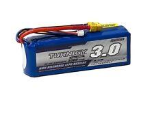 RC Turnigy 3000mAh 6S 30C Lipo Pack w/XT-60