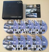 2002 2003 2004 Mercedes Benz Navigation W203 C Class SET RELEASE DATE  2009